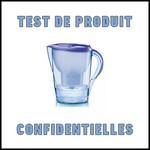 Test de Produit Confidentielles : Brita Bleue - anti-crise.fr
