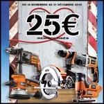 Offre de Remboursement (ODR) AEG : Jusqu'à 25 € sur les Outils Filaires - anti-crise.fr