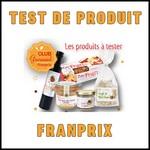 Test de Produit Franprix : Produits Gourmands pour les Fêtes - anti-crise.fr
