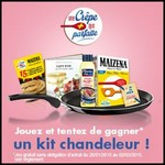 Tirage au Sort Ma Vie En Couleurs : Kit Chandeleur à Gagner - anti-crise.fr
