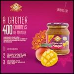 Tirage au Sort Patak's sur Facebook : Pot de Chutneys de Mangue à Gagner - anti-crise.fr