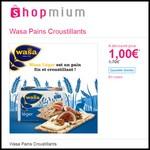Offre de Remboursement (ODR) Shopmium : Wasa Pains Croustillants à 1 € - anti-crise.fr