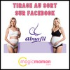 Tirage au Sort MagicMaman sur Facebook : kit de grossesse Almafil à Gagner - anti-crise.fr