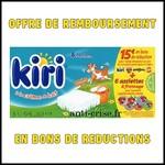 Offre de Remboursement (ODR) Bel Fans de Fromage : 1 Carnet de Bons de Réduction de 15 € - anti-crise.fr
