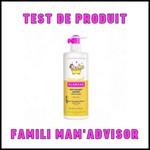 Test de Produit Famili Mam' Advisor : Bain moussant apaisant Klorane - anti-crise.fr