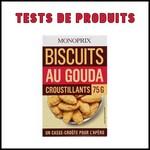 Tests de Produits : Biscuits au Gouda de Monoprix - anti-crise.fr