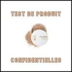 Test de produit Confidentielles : Fond de teint 100% minéral Une Natural Beauty - anti-crise.fr