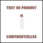 Test de Produit Confidentielles : Rouge by Une Une Natural Beauty - anti-crise.fr