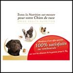 Offre de Remboursement (ODR) Royal Canin : Aliments Breed Health Nutrition 100 % Remboursés - anti-crise.fr