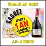 Tirage au Sort J.P. Chenet : Jusqu'à 1 an de courses alimentaires à Gagner - anti-crise.fr
