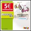 Offre de Remboursement (ODR) Smoby : 5 € sur Draisienne Sport - anti-crise.fr