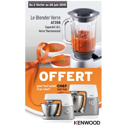 Coupon reduction kenwood