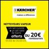 Offre de Remboursement (ODR) Kärcher : 20 € ou un Pack d'accessoires Offert - anti-crise.fr