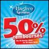 Offre de Remboursement (ODR) Hasbro Gaming : Votre Jeu 50% Remboursé - anti-crise.fr
