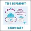 Test de Produit Conso Baby : Tasse d'apprentissage anti-fuite Luc et Léa - anti-crise.fr