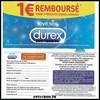 Offre de Remboursement (ODR) Durex : 1 € sur 2 Produits Love Sex - anti-crise.fr