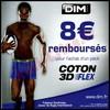 Offre de Remboursement (ODR) Dim : 8 € sur Boxer 3D flex - anti-crise.fr