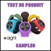 Test de Produit Sampleo : Montre Aight Watch - anti-crise.fr