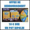 Offre de Remboursement (ODR) Ripolin : 10 € sur Pot Xpro3 - anti-crise.fr