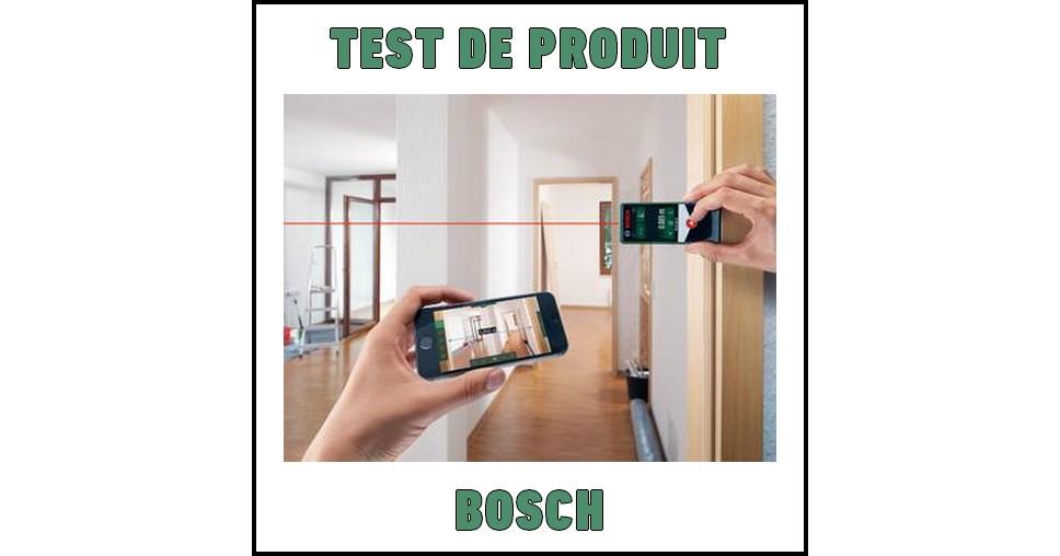 test de produit le coin des bricoleurs nouveau t l m tre laser plr 50 c bosch. Black Bedroom Furniture Sets. Home Design Ideas