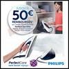 Offre de Remboursement (ODR) Philips : 50 € sur Centrale Vapeur PerfectCare Elite - anti-crise.fr