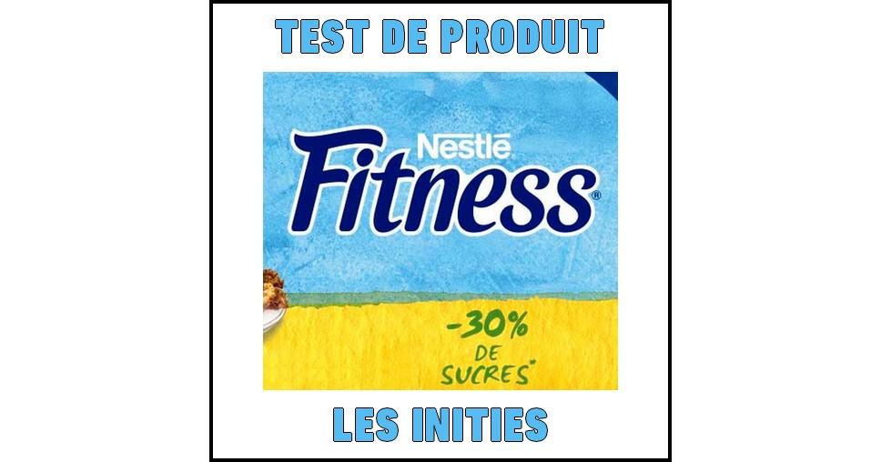 Test de Produit Les Initiés : Fitness® Nature -30% de sucres - anti-crise.fr