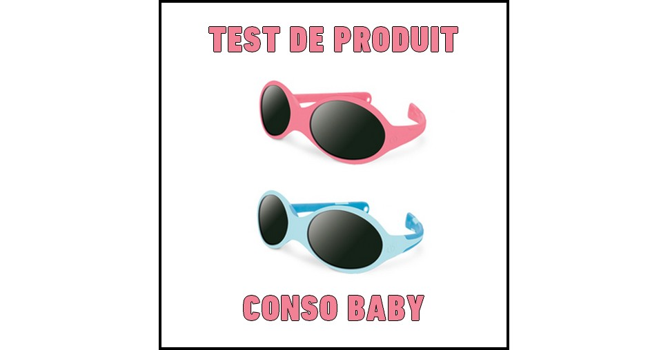 test de produit conso baby lunettes reverso one visioptica visiomed. Black Bedroom Furniture Sets. Home Design Ideas