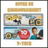 Offre de Remboursement (ODR) V-Tech : 10 € sur Kidizoom Smart Watch ou de Kidizoom Action cam - anti-crise.fr