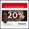 Offre de Remboursement (ODR) Philips : 20 % sur Enceinte Bluetooth - anti-crise.fr