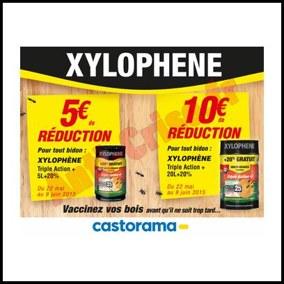 Xylophene castorama