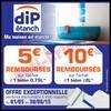 Offre de Remboursement Dip Etanch : 10 € sur Peintures Anti-humidité & Multi-supports - anti-crise.fr