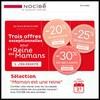 Bon Plan Nocibé : 3 offres Exceptionnelles pour la Fête des Mères - anti-crise.fr
