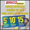 Bon Plan Brico Marché : 15 % de Remise sur TOUT le Magasin - anti-crise.fr