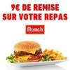 Bon Plan Groupon - 9€ de Remise sur votre Repas chez Flunch