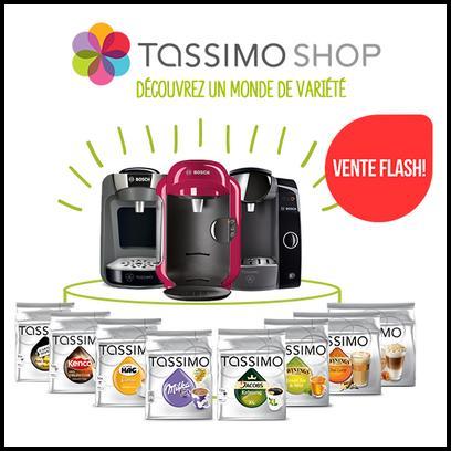 Bon Plan Tassimo : Une Machine Offerte pour 15 Paquets de Tdisc Achetés - anti-crise.fr