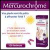 Test de Produit Beauté Test : Huile Régénérante pieds secs à très secs de Mercurochrome - anti-crise.fr