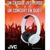 Bon Plan JVC : Un Casque Acheté = Une Place de Concert Remboursée - anti-crise.fr