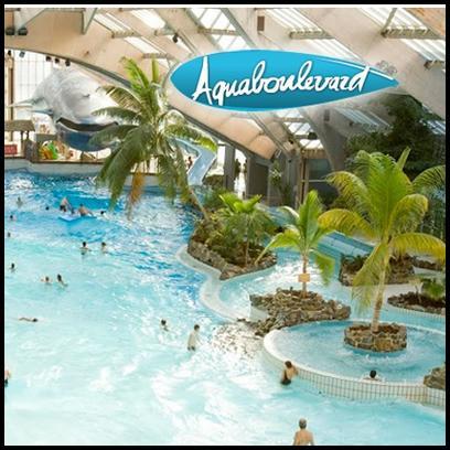 Abonnement annuel Aquaboulevard à 79€ !