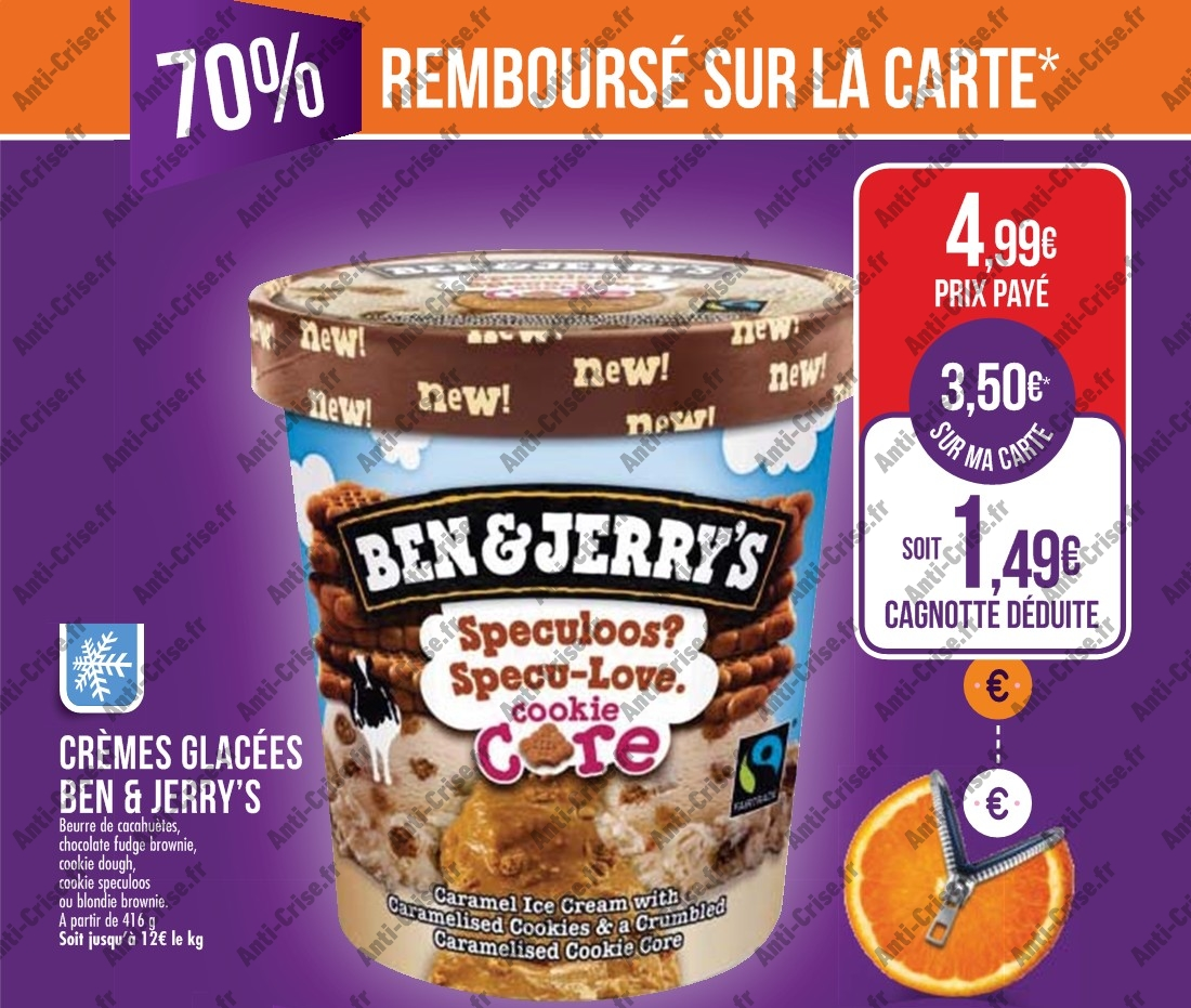 Coupons reductions a recevoir