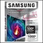 Offre de Remboursement Samsung : 1 000 € sur TV UHD - anti-crise.fr
