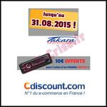 Offre de Remboursement Takara / Cdiscount : 10 € sur Autoradio CD / MP3 / USB CDU1753 - anti-crise.fr