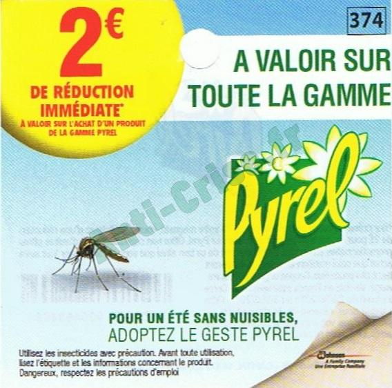 Coupons de reductions alimentaire