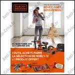 Bon Plan Black + Decker : 1 Produit Offert pour 1 € de Plus - anti-crise.fr