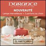 Test de Produit Betrousse : Lampe Merveilleuse & Parfums pour Lampe Durance - anti-crise.fr