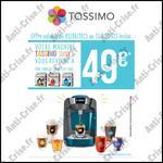 Offre de Remboursement Tassimo : Machine à Café Suny à 49 € - anti-crise.fr