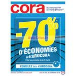 Catalogue Cora du 19 au 25 août