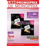 Catalogue Monoprix du 12 au 23 aout
