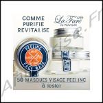 Test de Produit Beauté Addict : Le Masque Visage Peeling La Fare 1789 - anti-crise.fr