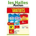 Catalogue Les Halles Auchan du 26 août au 5 septembre