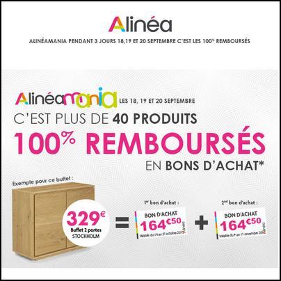 Bon Plan Alin A 40 Produits 100 Rembours S En Bons